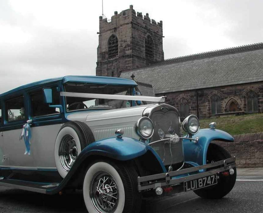 Vintage Car Hire Portsmouth